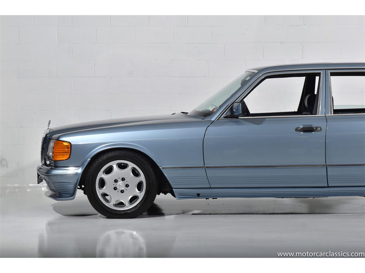 1985 Mercedes-Benz 500SEL (CC-1416361) for sale in Farmingdale, New York