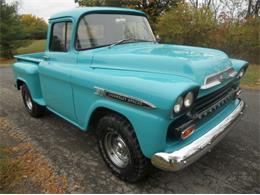 1959 Chevrolet Apache (CC-1416363) for sale in Cadillac, Michigan
