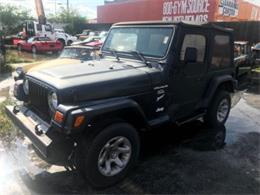 2000 Jeep Wrangler (CC-1416364) for sale in Miami, Florida