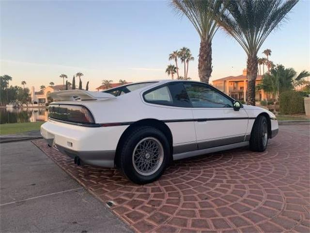 1986 Pontiac Fiero (CC-1416373) for sale in Cadillac, Michigan