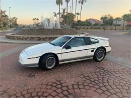 1986 Pontiac Fiero (CC-1416373) for sale in Cadillac, Michigan