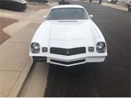 1979 Chevrolet Camaro (CC-1416379) for sale in Cadillac, Michigan