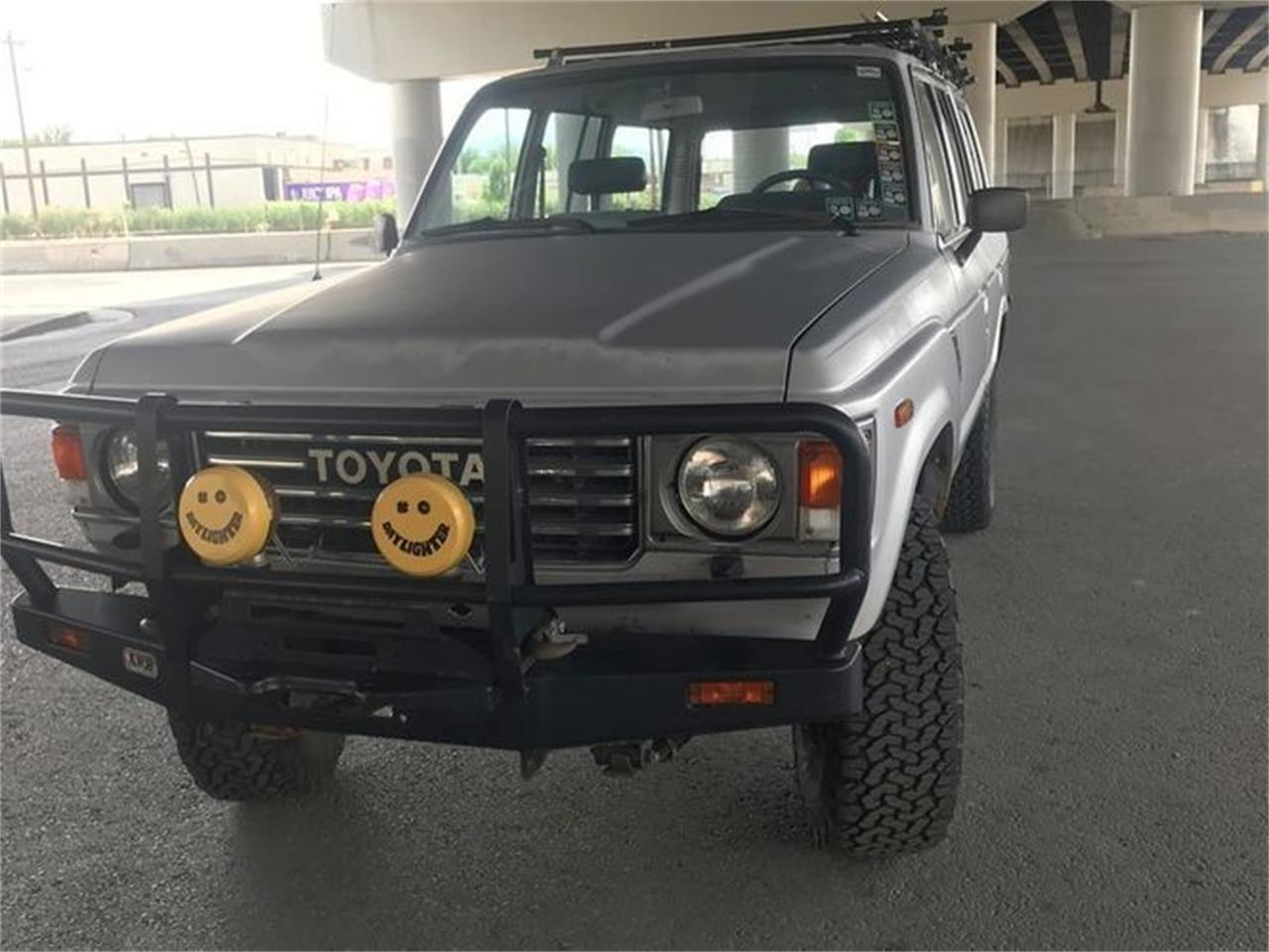1987 Toyota Land Cruiser FJ (CC-1416386) for sale in Cadillac, Michigan