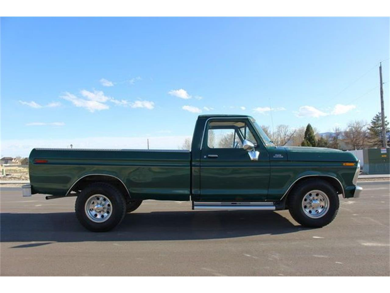1977 Ford F250 (CC-1416388) for sale in Cadillac, Michigan