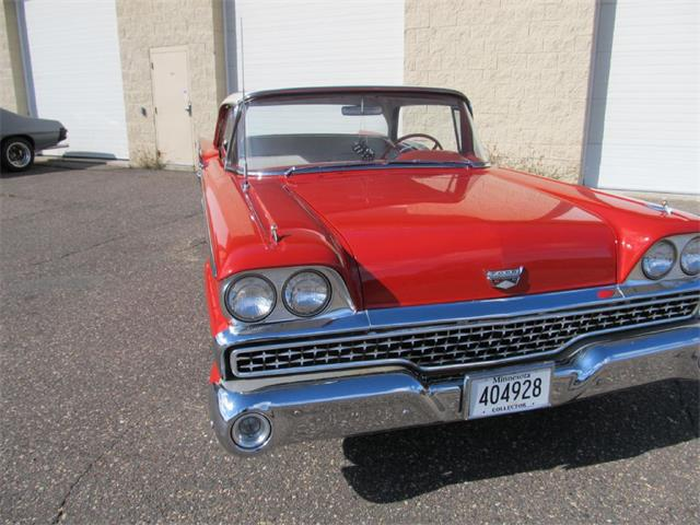 1959 Ford Fairlane 500 XL (CC-1410639) for sale in Ham Lake, Minnesota