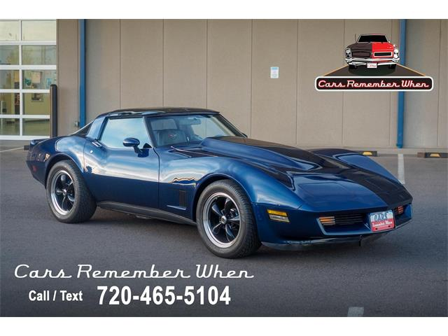 1980 Chevrolet Corvette (CC-1416390) for sale in Englewood, Colorado