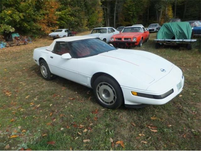 1995 Chevrolet Corvette (CC-1416391) for sale in Cadillac, Michigan