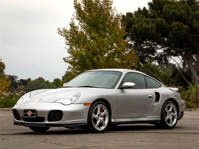 2003 Porsche 911 Turbo (CC-1416392) for sale in Marina Del Rey, California