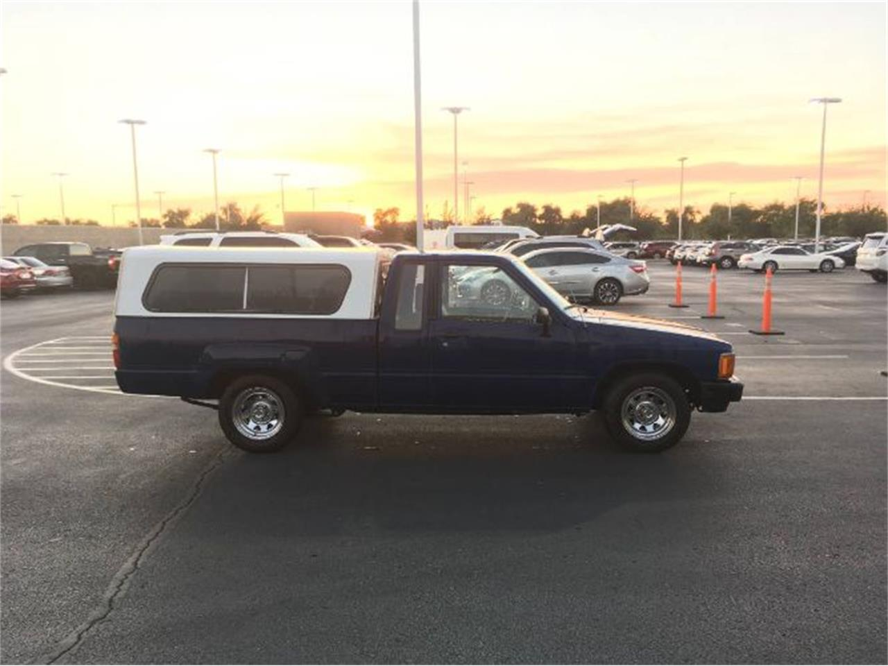 1984 Toyota Pickup (CC-1416396) for sale in Cadillac, Michigan
