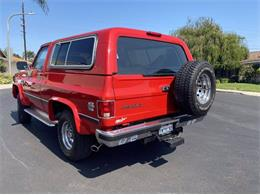 1985 Chevrolet Blazer (CC-1416397) for sale in Cadillac, Michigan