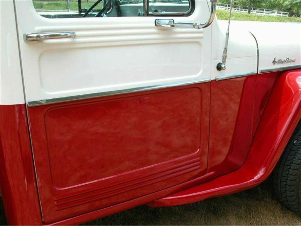 1958 Willys Pickup (CC-1416398) for sale in Cadillac, Michigan
