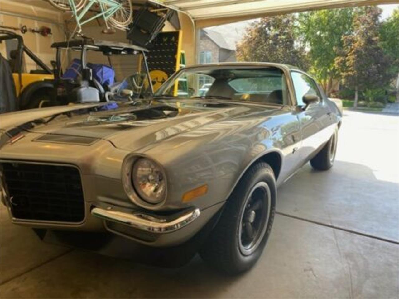 1973 Chevrolet Camaro (CC-1416402) for sale in Cadillac, Michigan