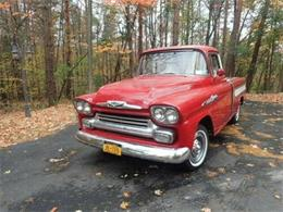 1958 Chevrolet Cameo (CC-1416422) for sale in Cadillac, Michigan