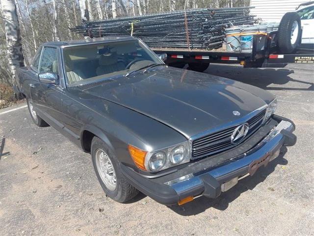 1979 Mercedes-Benz 450SL (CC-1416428) for sale in Cadillac, Michigan