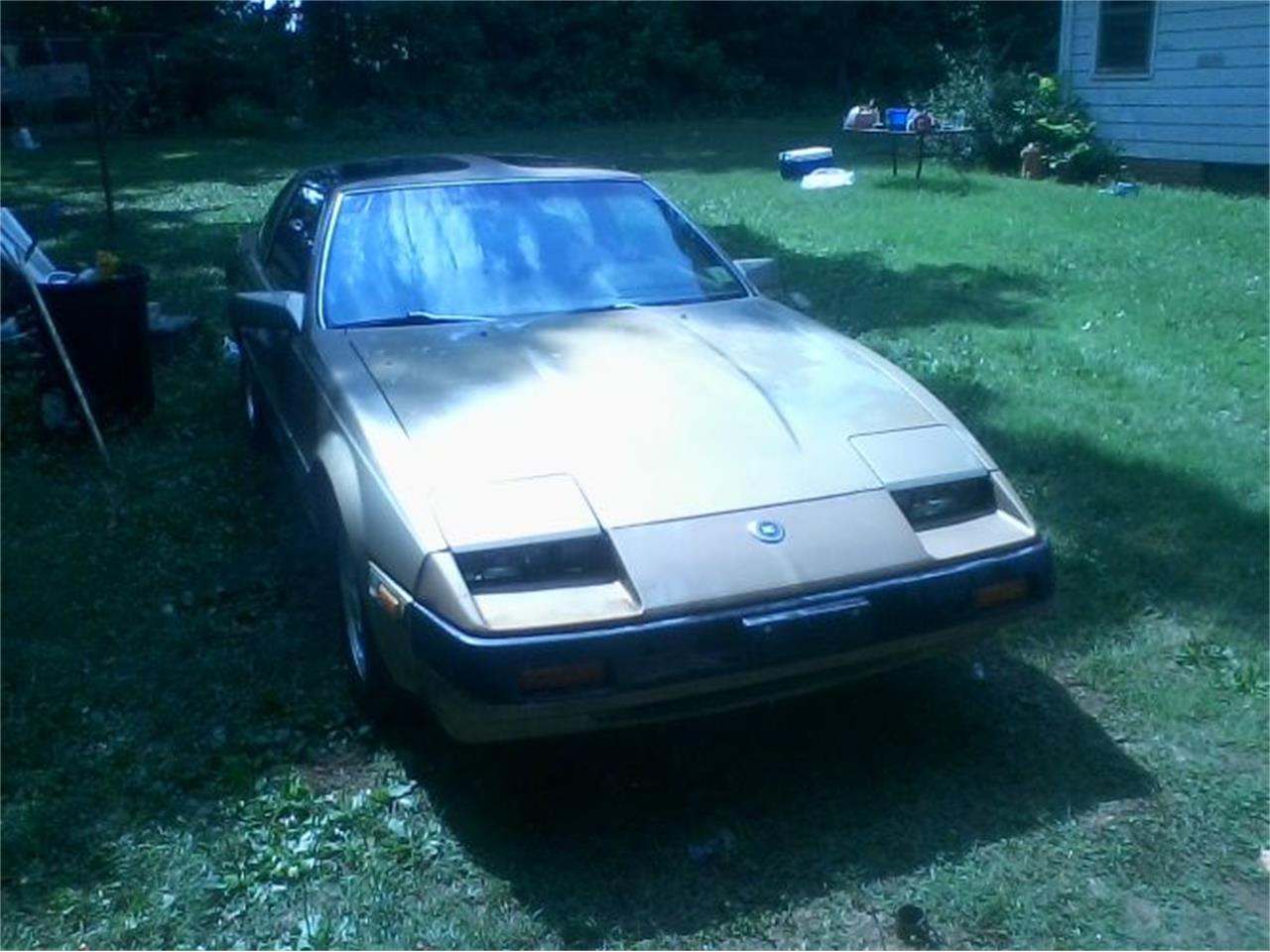 1985 Nissan 300ZX (CC-1416443) for sale in Cadillac, Michigan