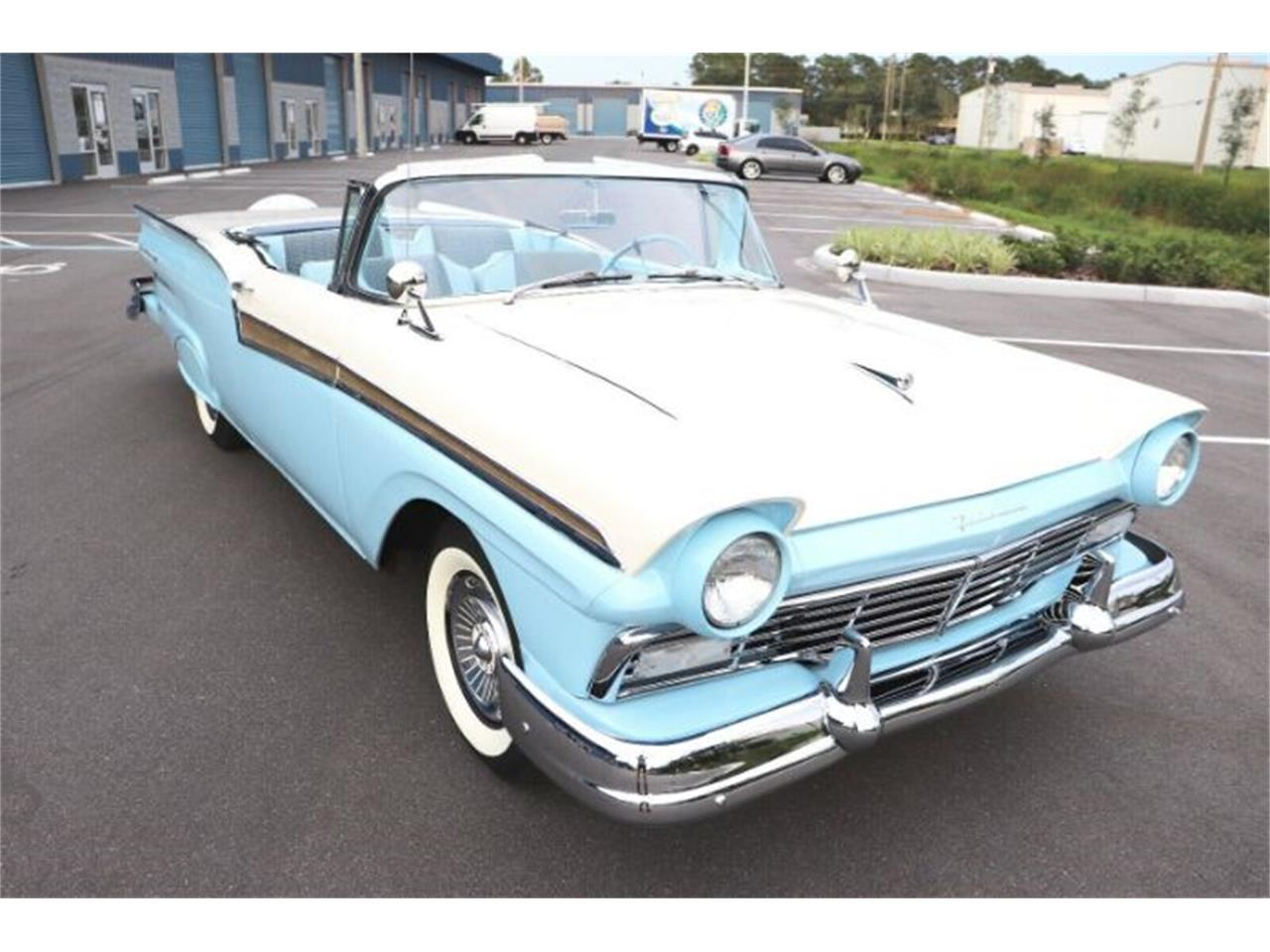 1957 Ford Fairlane 500 (CC-1416444) for sale in Cadillac, Michigan