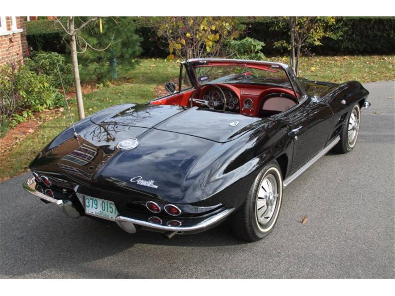 1964 Chevrolet Corvette (CC-1416452) for sale in Cadillac, Michigan
