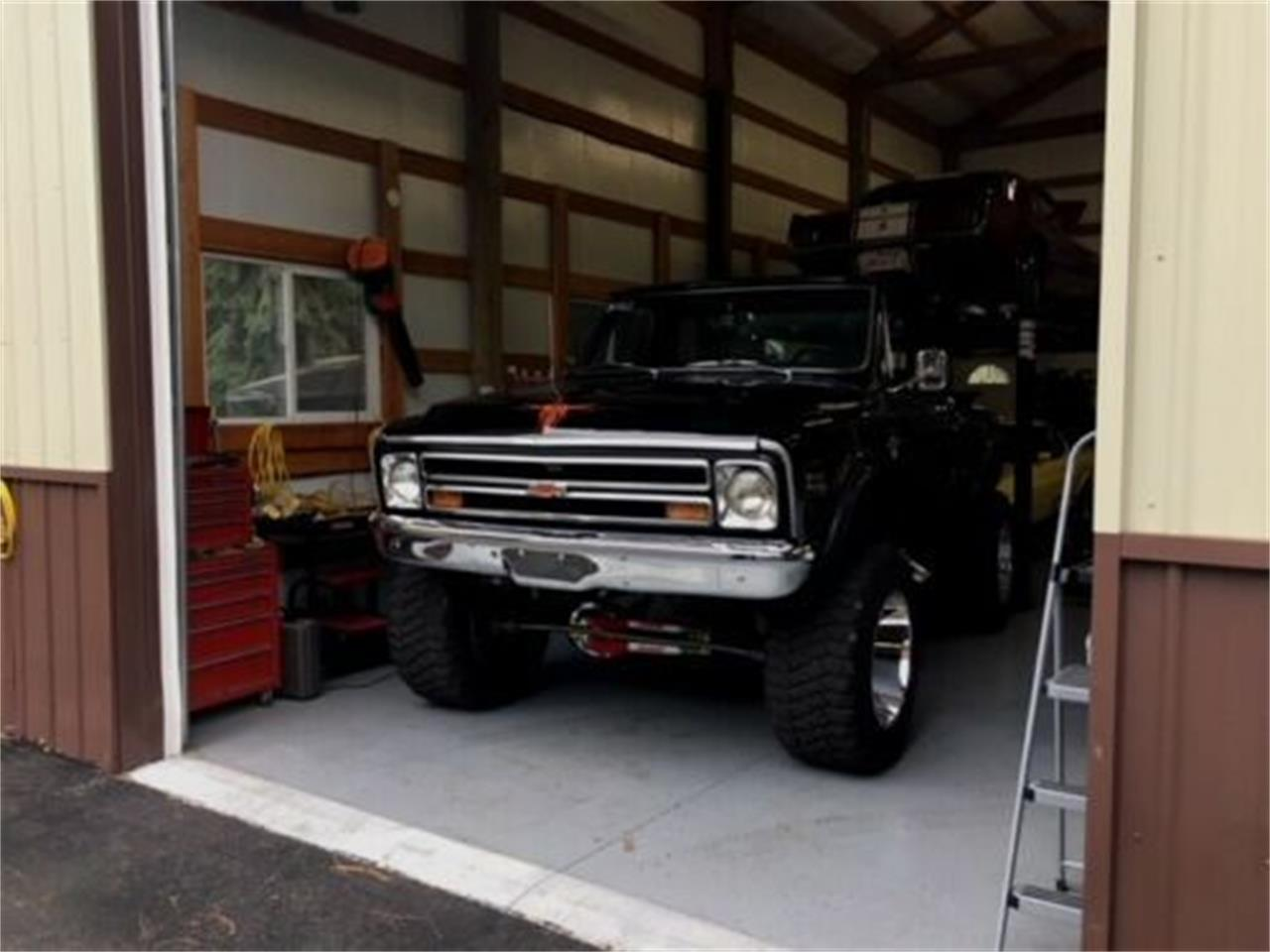 1968 Chevrolet C/K 1500 (CC-1416455) for sale in Cadillac, Michigan