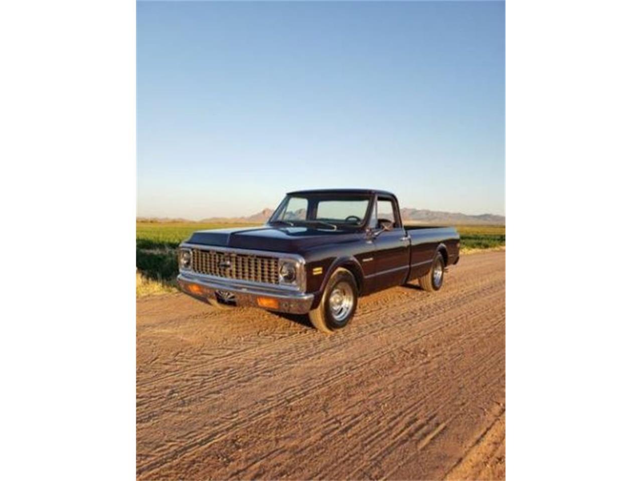 1972 Chevrolet C10 (CC-1416456) for sale in Cadillac, Michigan