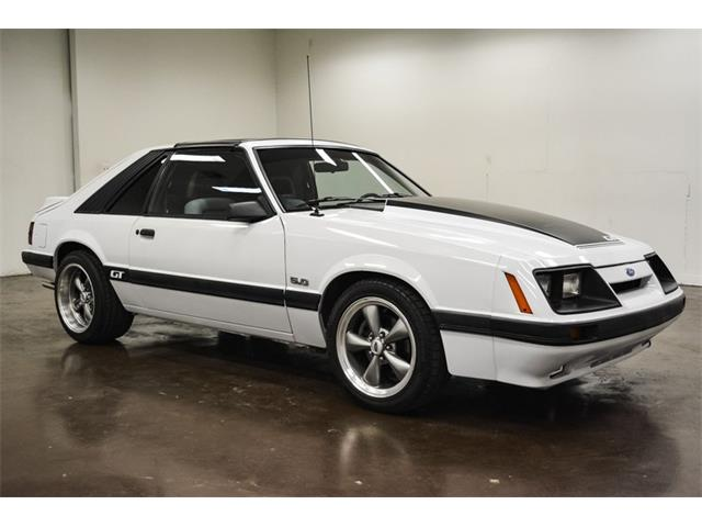 1986 Ford Mustang (CC-1416469) for sale in Sherman, Texas