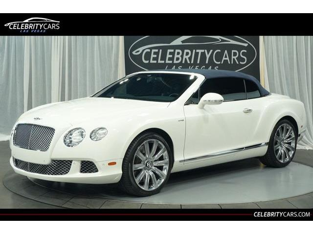 2014 Bentley Continental GTC (CC-1416471) for sale in Las Vegas, Nevada