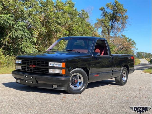 1990 Chevrolet C/K 1500 (CC-1416476) for sale in Apex, North Carolina