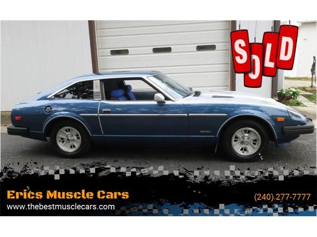 1979 Datsun 280ZX (CC-1416482) for sale in Clarksburg, Maryland