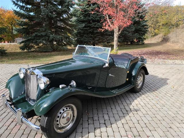 1953 MG TD (CC-1416487) for sale in Spirit Lake, Iowa