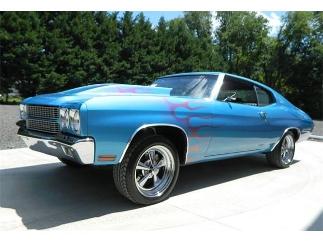 1970 Chevrolet Chevelle (CC-1416499) for sale in Carrollton, Texas