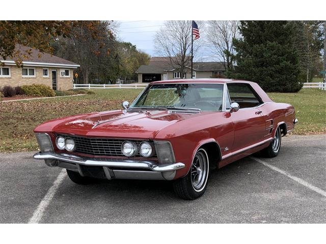 1964 Buick Riviera (CC-1416514) for sale in Maple Lake, Minnesota
