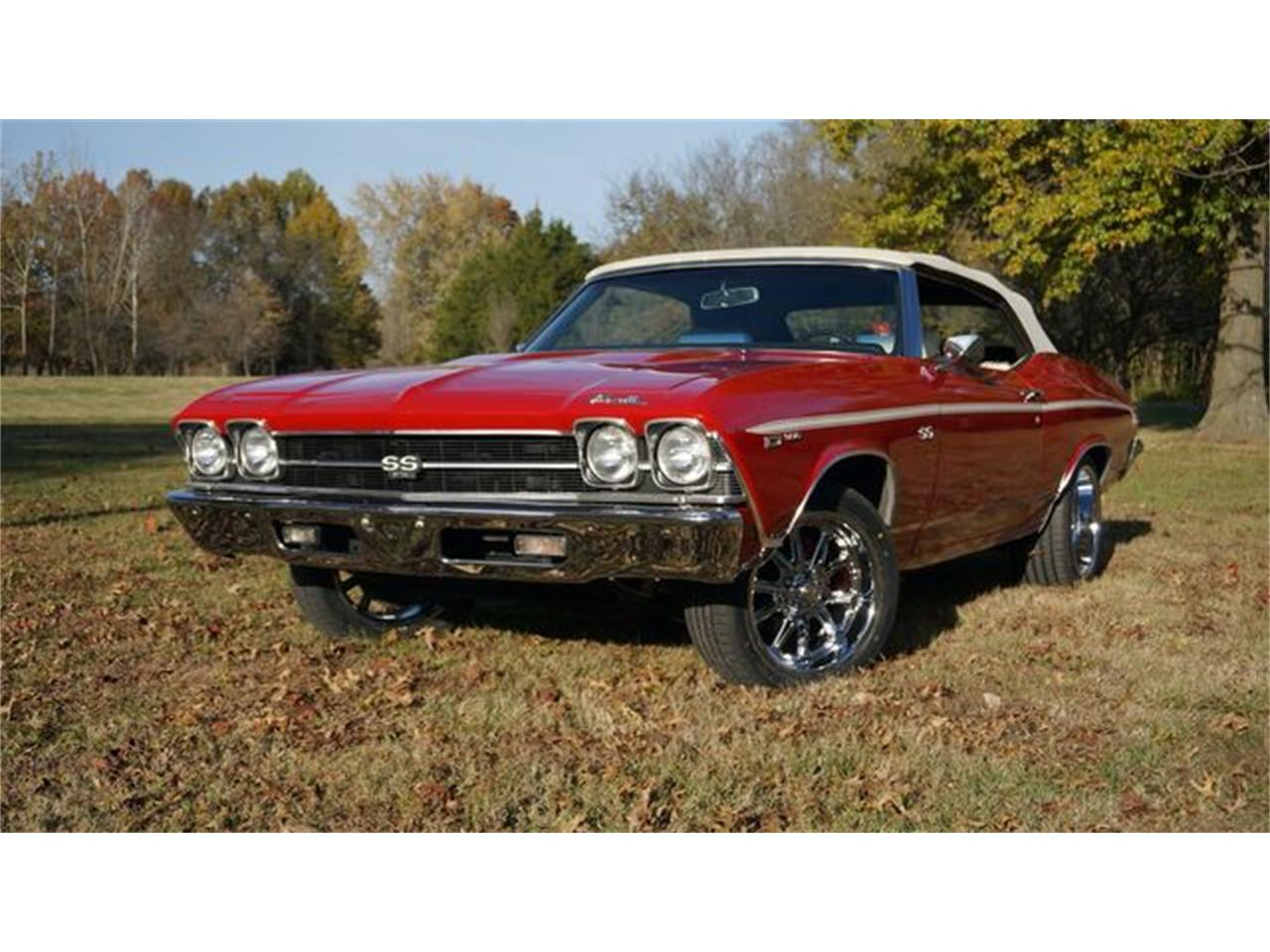 1969 Chevrolet Chevelle (CC-1416515) for sale in Valley Park, Missouri