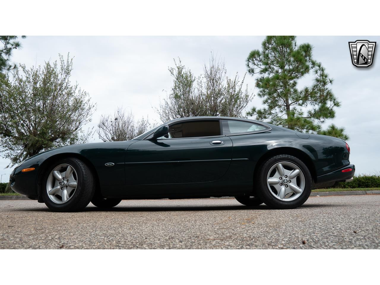 1997 Jaguar XK8 (CC-1416522) for sale in O'Fallon, Illinois
