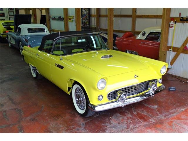 1955 Ford Thunderbird (CC-1416534) for sale in Wichita, Kansas