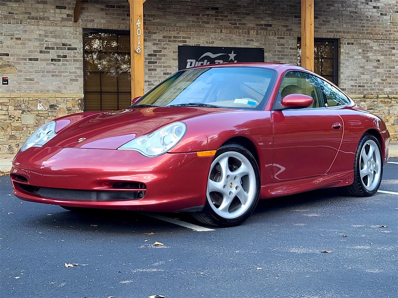 2002 Porsche 911 Carrera (CC-1416540) for sale in Oakwood, Georgia