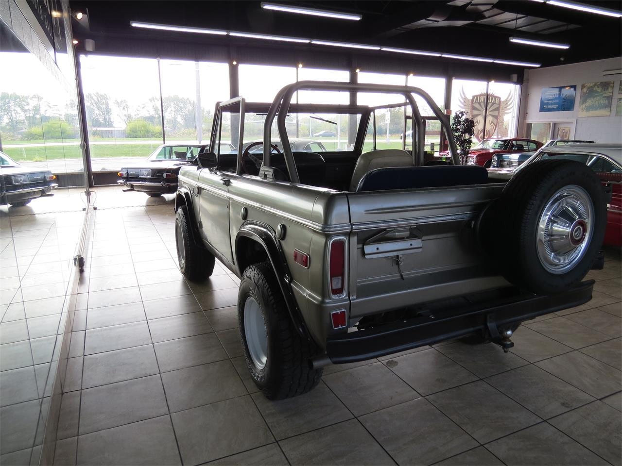 1975 Ford Bronco (CC-1416556) for sale in SAINT CHARLES, Illinois