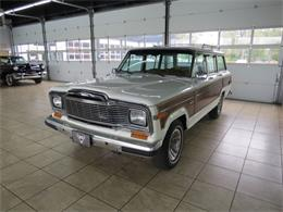 1984 Jeep Grand Wagoneer (CC-1416558) for sale in St. Charles, Illinois