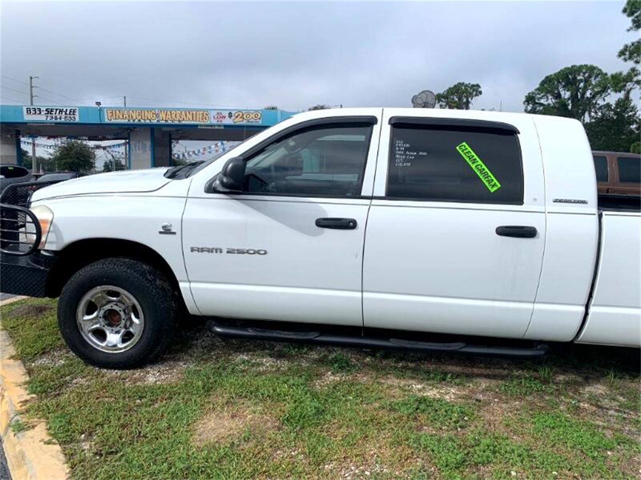 2006 Dodge Ram 2500 (CC-1410656) for sale in Tavares, Florida