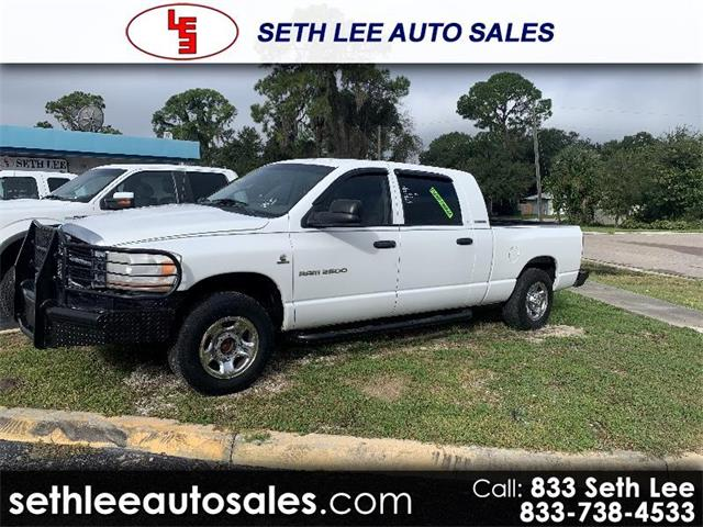 2006 Dodge Ram 2500 (CC-1410656) for sale in Tavares, Florida