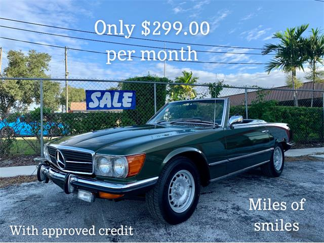 1972 Mercedes-Benz 450SL (CC-1416562) for sale in Largo, Florida