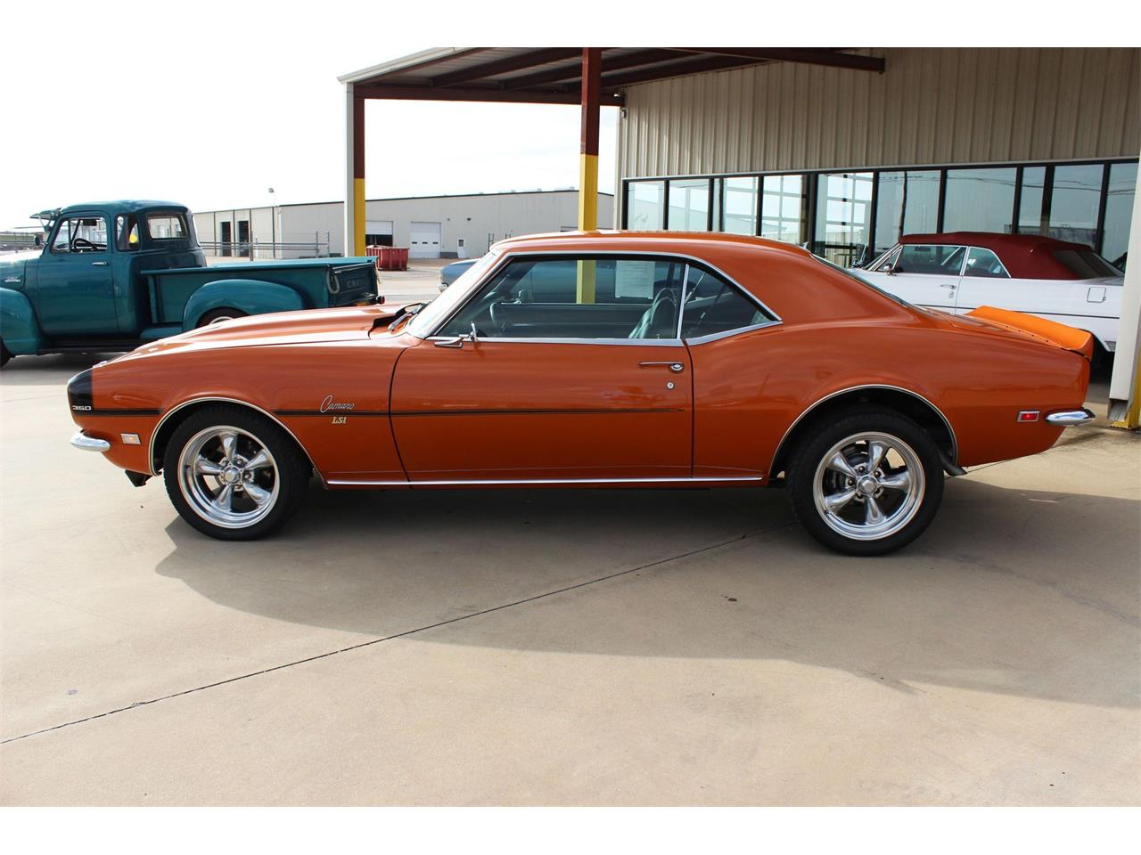 1968 Chevrolet Camaro (CC-1416563) for sale in Fort Worth, Texas