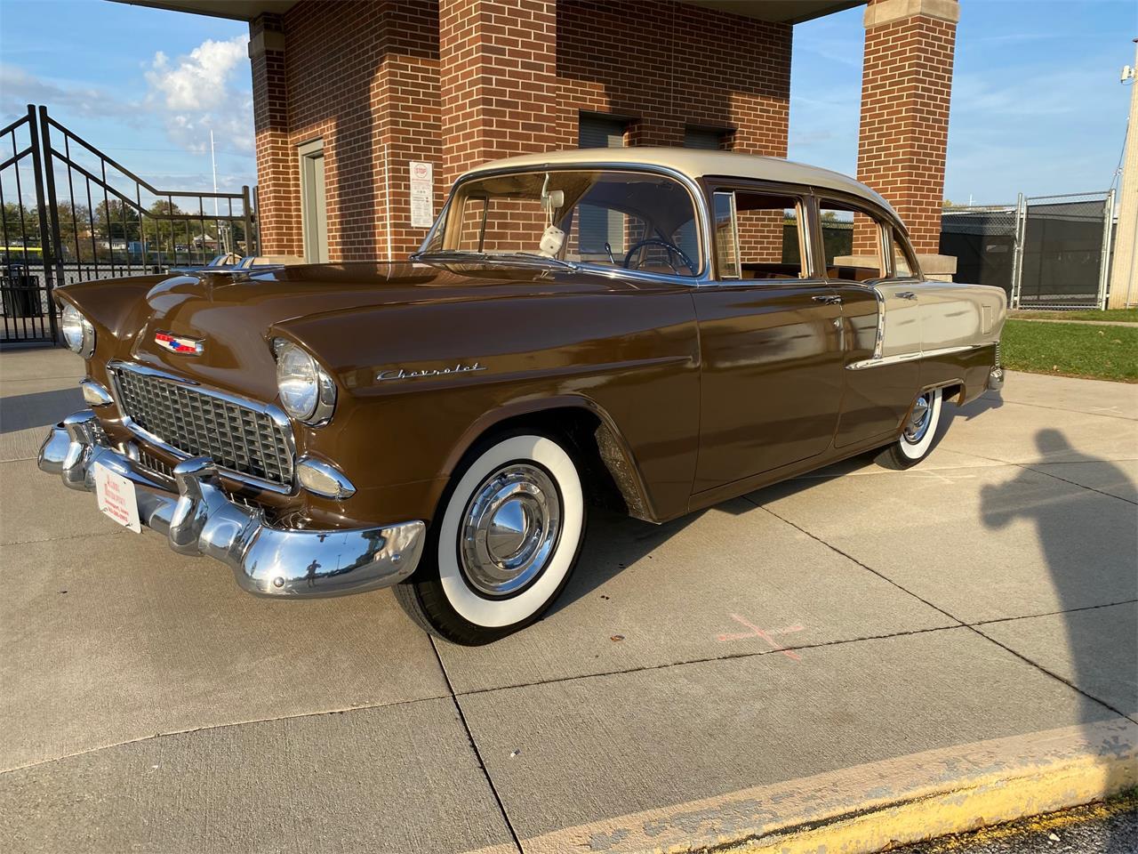 1955 Chevrolet 210 (CC-1416565) for sale in Davenport, Iowa