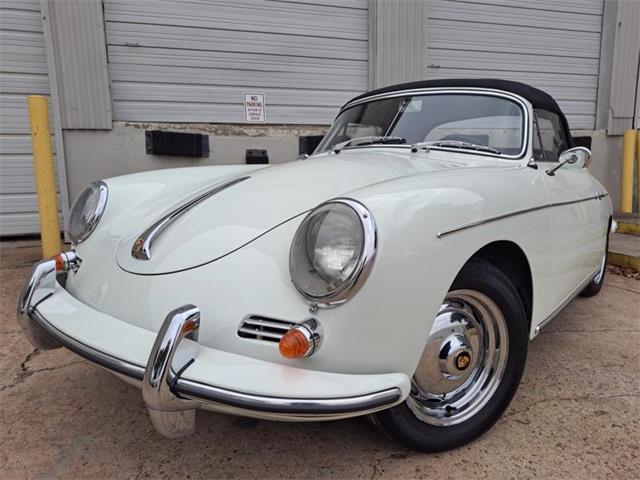 1960 Porsche 356B (CC-1416571) for sale in Houston, Texas