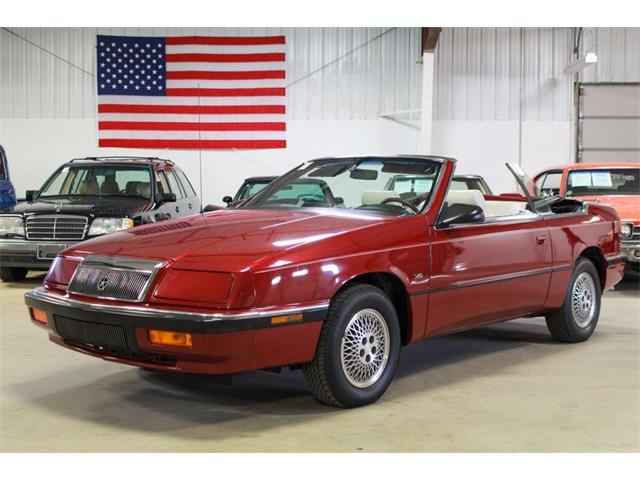 1991 Chrysler LeBaron (CC-1416573) for sale in Kentwood, Michigan