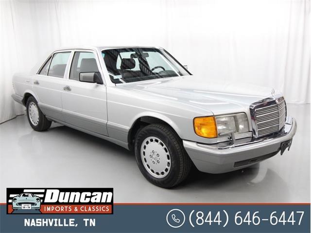 1988 Mercedes-Benz 300SE (CC-1416578) for sale in Christiansburg, Virginia