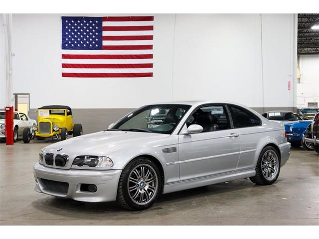 2004 BMW M3 (CC-1416580) for sale in Kentwood, Michigan