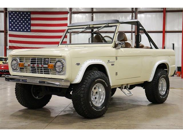 1971 Ford Bronco (CC-1416596) for sale in Kentwood, Michigan