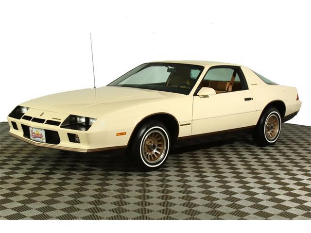 1984 Chevrolet Camaro (CC-1410660) for sale in Elyria, Ohio