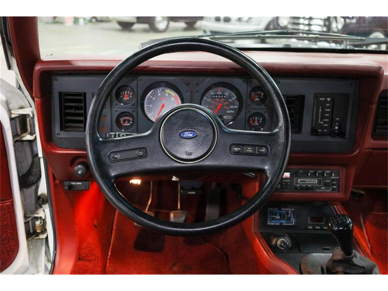 1986 Ford Mustang (CC-1416608) for sale in Kentwood, Michigan