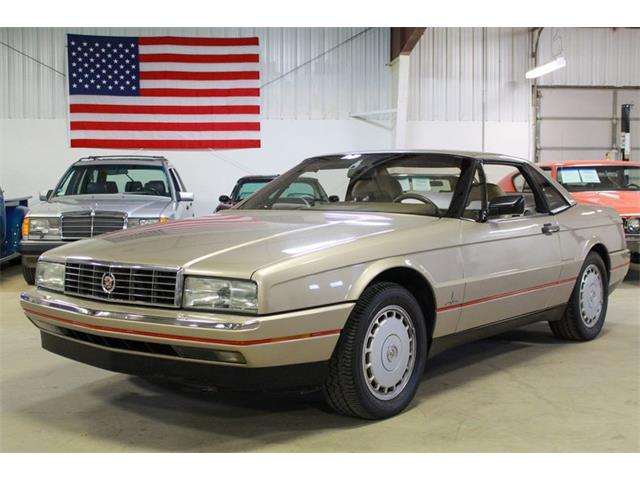1992 Cadillac Allante (CC-1416609) for sale in Kentwood, Michigan