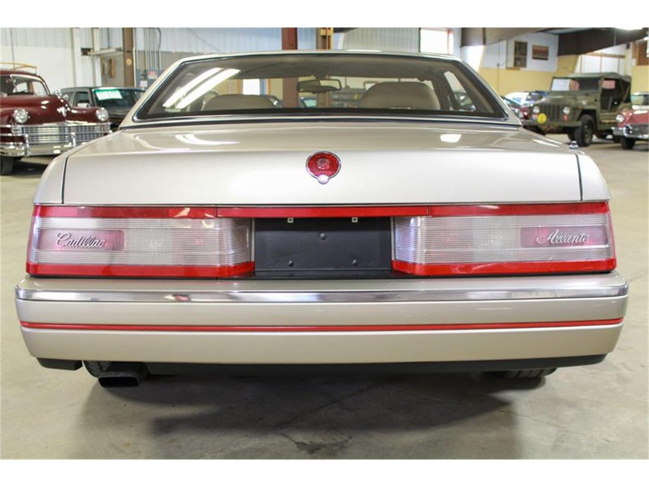 1992 Cadillac Allante (CC-1416609) for sale in Kentwood, Michigan